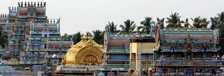 Sri Ranganathar Swamy Temple – Srirangam, India