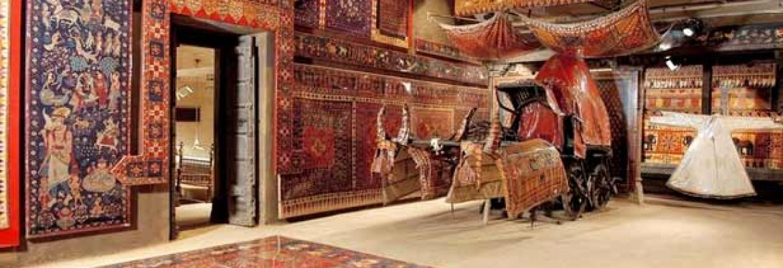Calico Museum of Textiles,Gujarat, India