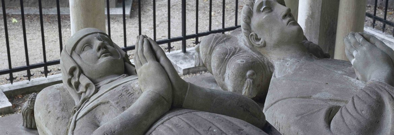 Father Lachaise Cemetery, Paris, Ile-de-France, France