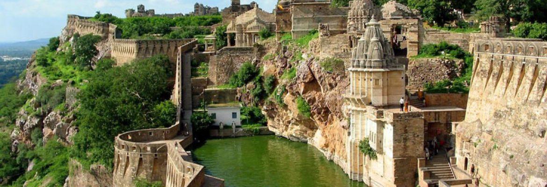 Hill Fort-Kesroli Unesco Site, Rajasthan, India