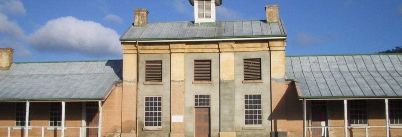 Barracks Willow Court,New Norfolk, Tasmania, Australia