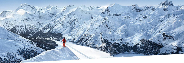 Mount Corvatsch,Samedan, Switzerland
