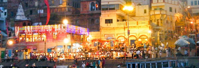 Varanasi River Cruise,The Residency, Uttar Pradesh, India