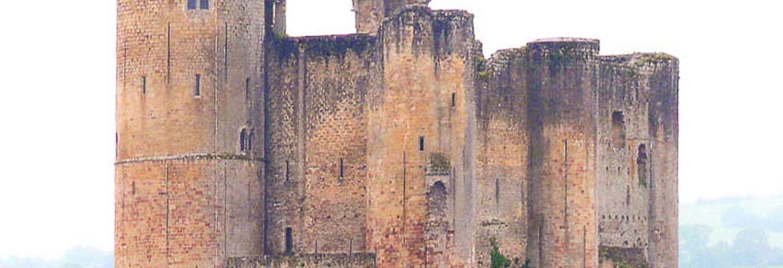 Chateau de Najac,Najac, Midi-Pyrenees, France