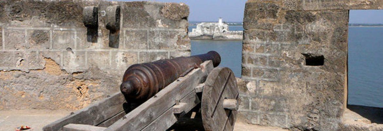 Diu Fort,Daman and Diu, India