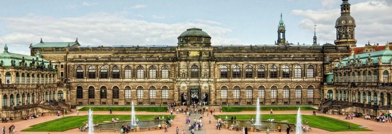 Zwinger,Dresden, Germany