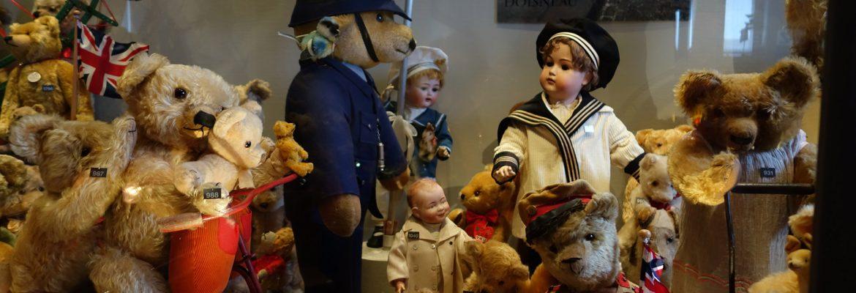 Spielzeug Welten Museum Basel, Switzerland