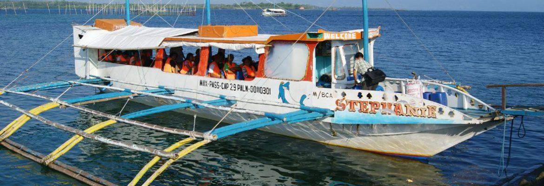 Puerto Princesa City Ferry,Palawan, Philippines