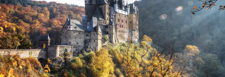 Eltz Castle,Wierschem, Germany