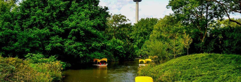 Luisenpark, Mannheim, Germany