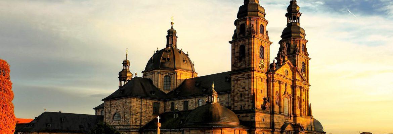 Fulda Cathedral,Fulda, Germany