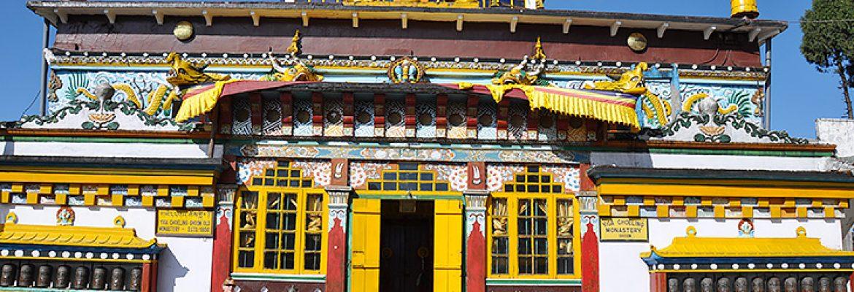 Ghoom Monasteries,West Bengal, India