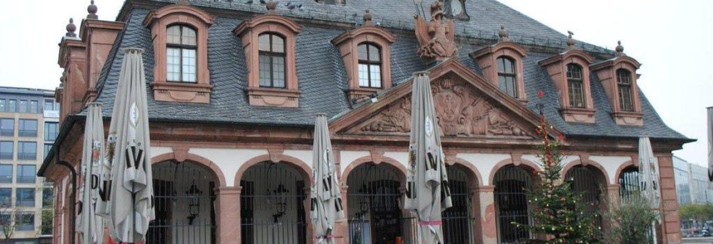 Frankfurt Goethe House,Frankfurt am Main, Germany