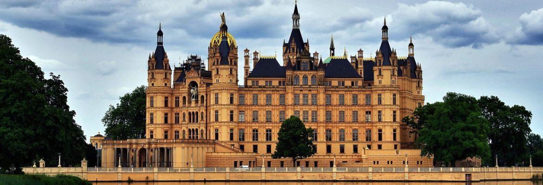 Schwerin Castle,Schwerin, Germany