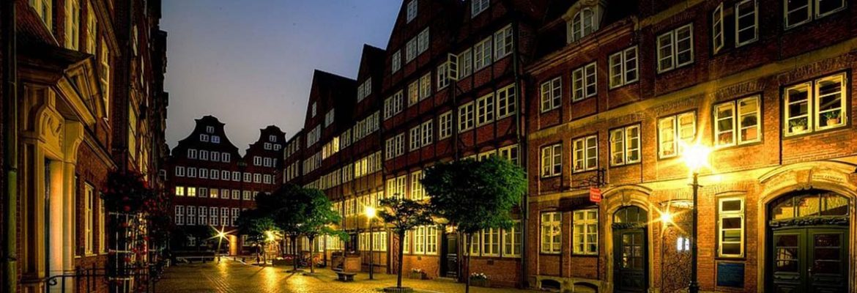 Peterstraße,Hamburg, Germany