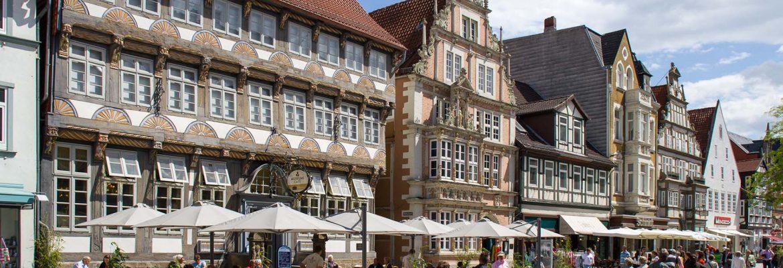 Hameln Old Town,Hameln, Germany