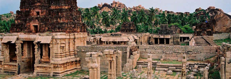 Hampi Ruins,Karnataka, India