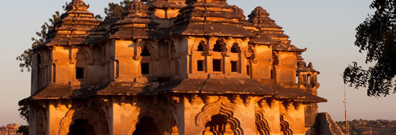 Hampi Monuments Unesco, Karnataka, India