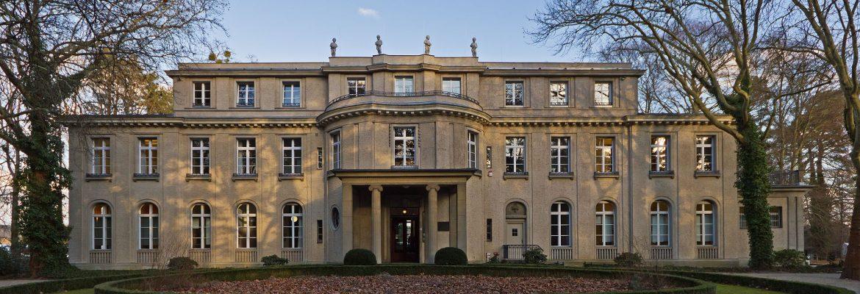 Haus der Wannsee-Konferenz Memorial Museum, Berlin, Germany