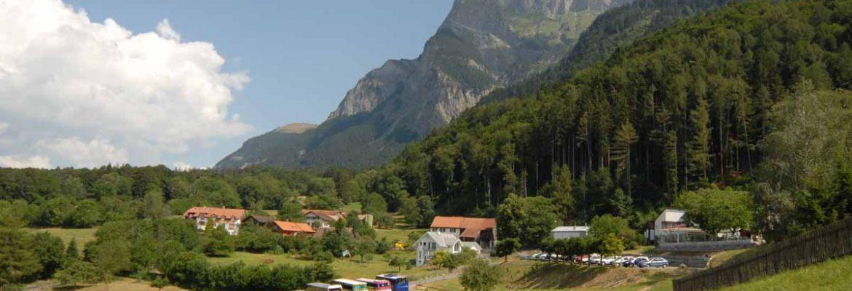 Heididorf,Maienfeld, Switzerland