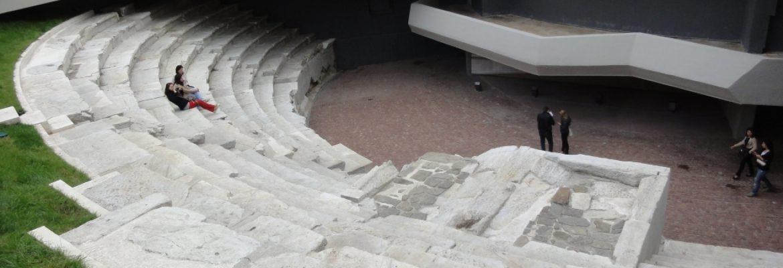 Ancient Stadium of Philipopolis,Plovdiv, Bulgaria