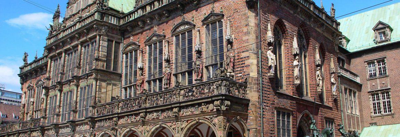 Town Hall & Musicians of Bremen, Unesco Site, Bremen, Germany