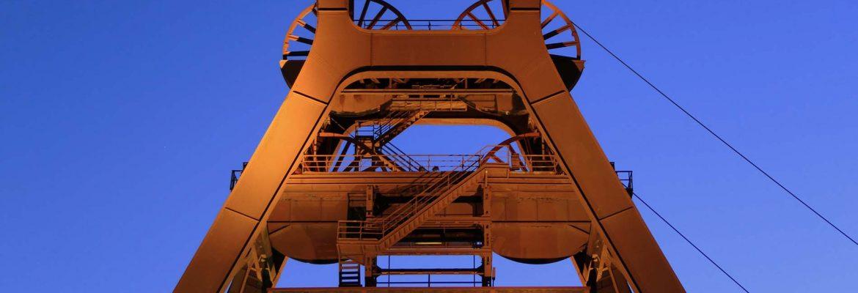 Zollverein Coal Mine Industrial Complex, Unesco Site, Essen, Germany