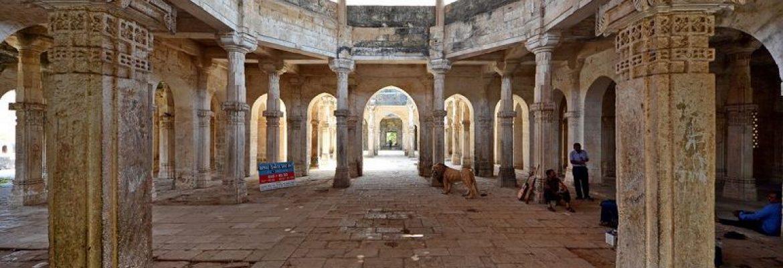 Upperkot Fort,Gujarat, India
