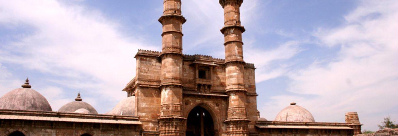 Jama Masjid,Gujarat, India