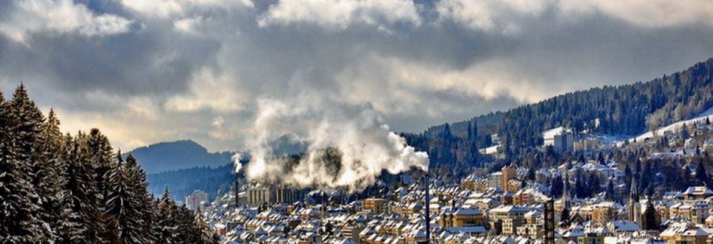La Chaux-de-Fonds, Unesco Site, Switzerland