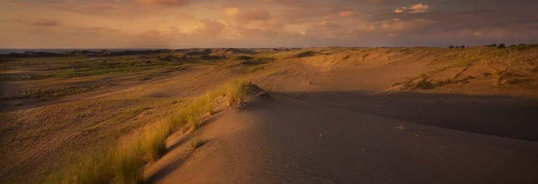 La Paz Sand Dunes,Laoag City, Ilocos Norte, Philippines