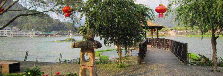 Lakeside Promenade Fleuri, Montreux, Switzerland