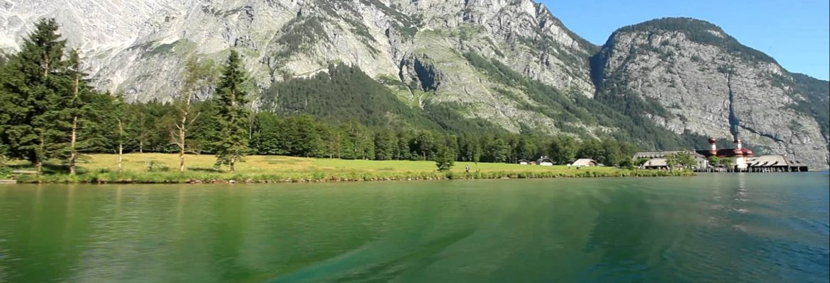 Königssee Lake and National Park, Germany