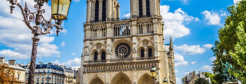 Cathédrale Notre-Dame de Paris,Paris, France