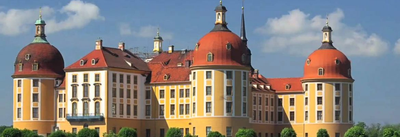 Moritzburg Castle,Moritzburg, Germany