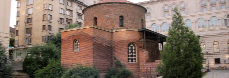 Church St. George Rotunda,Sofia, Bulgaria