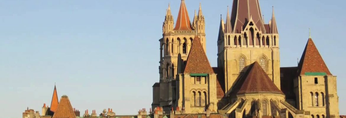 Lausanne Cathedral, Lausanne, Switzerland
