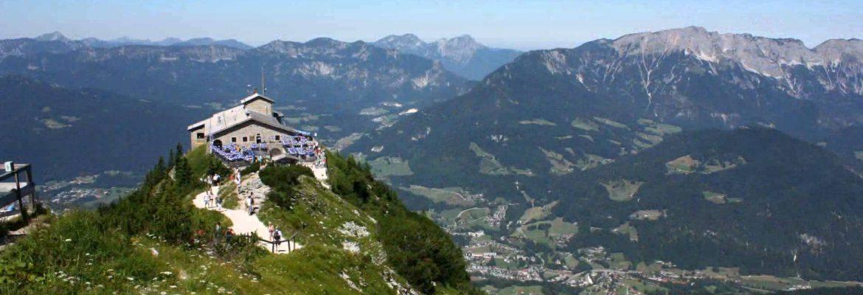 The Eagle's Nest,Berchtesgaden, Germany