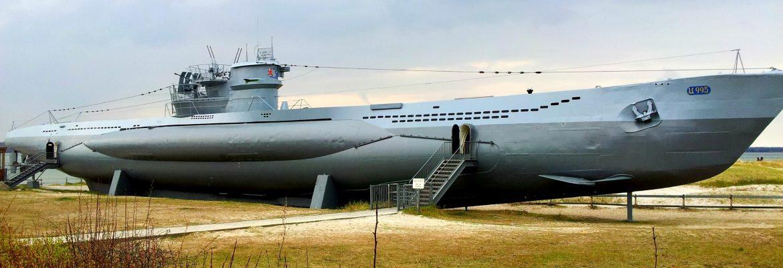 U-Boot Museum U-995,Laboe, Germany