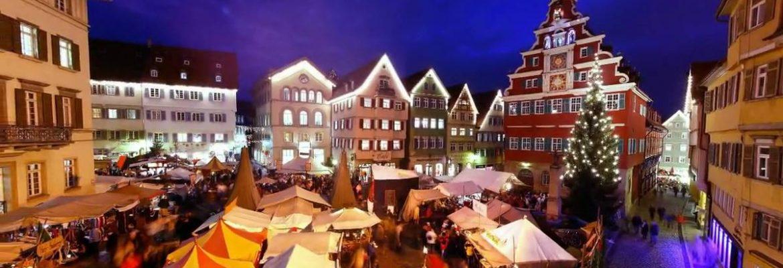 Christmas and Medieval Market,Esslingen am Neckar, Germany