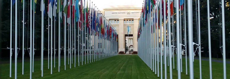 United Nations Office at Geneva, Genève, Switzerland