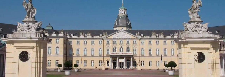 Karlsruhe Palace, Karlsruhe, Germany