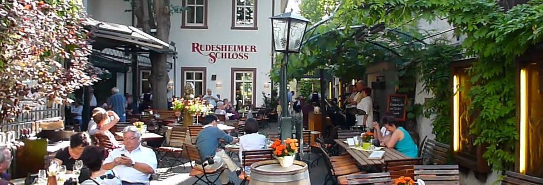 Drosselgasse, Rüdesheim am Rhein, Germany