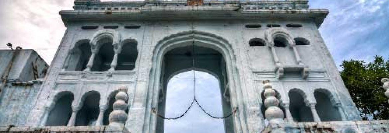 Moula Ali Dargah Sacred Site,Telangana, India
