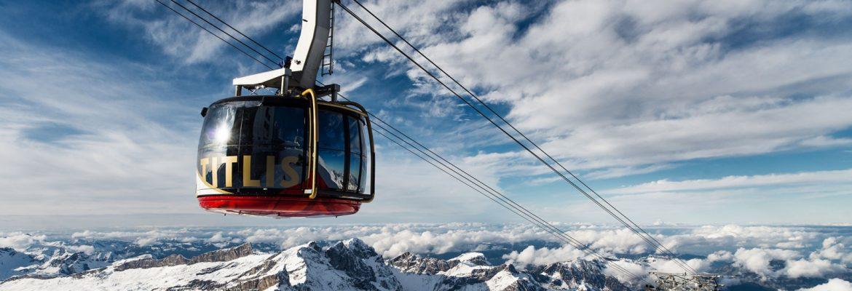 Mount Titlis 360 Rotating Cable Car, Gadmen, Switzerland