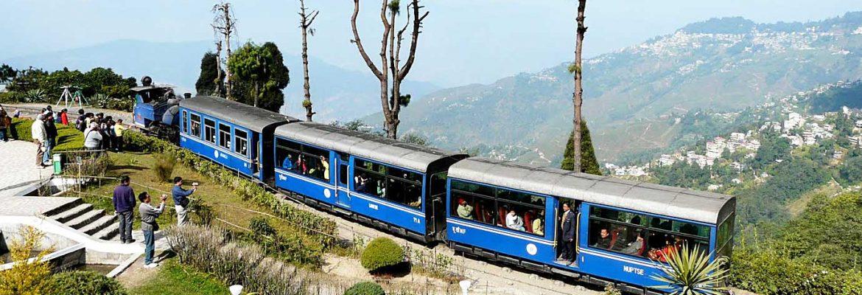 Mountain Railways of India, Unesco Site, Delhi, India
