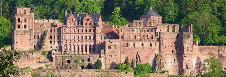 Heidelberg Castle,Heidelberg, Germany