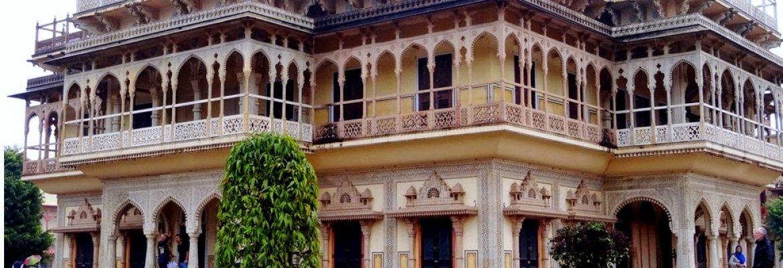 City Palace,Rajasthan, India