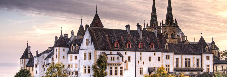 Château de Neuchâtel, Neuchâtel, Switzerland