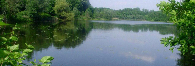 Valley of Three Ponds, Katowice, Silesian Voivodeship, Poland
